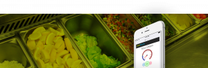Food safety app with Bluetooth temperature probe