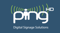 Ping HD Digital Signage Solutions